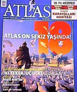 ATLAS DERGİSİ HAZİRAN 2011 SAYI:219 ATLAS ON SEKİZ YAŞINDA