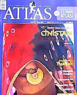 ATLAS DERGİSİ BİNBİR GECE MASALLARI CİNİSTAN HİNDİSTAN