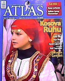 ATLAS DERGİSİ ŞUBAT 2008 SAYI:179 KOSOVA RUHU