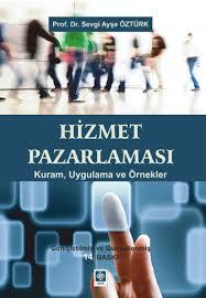 HİZMET PAZARLAMASI