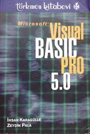 Microsoft Visual Basic Pro 5.0