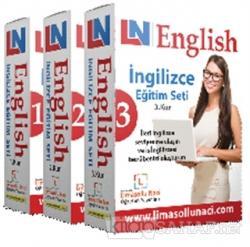 İngilizce Eğitim Setleri 3 Kur Bir Arada