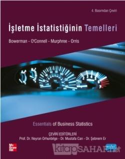 İşletme İstatistiğinin Temelleri / Essentials of Business Statistics (Ciltli)
