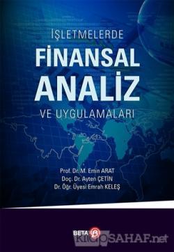 İşletmelerde Finansal Analiz ve Uygulamalar - Ayten Çetin | Yeni ve İk