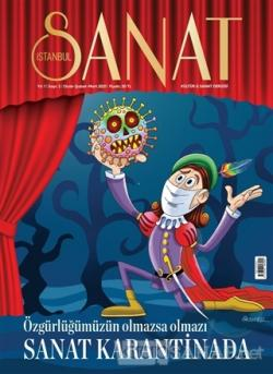 İstanbul Sanat Dergisi Sayı: 2 Ocak - Şubat - Mart 2021