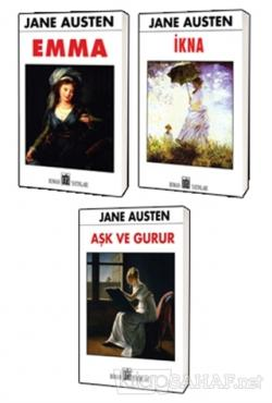 Jane Austen Klasikleri 3 Kitap Set