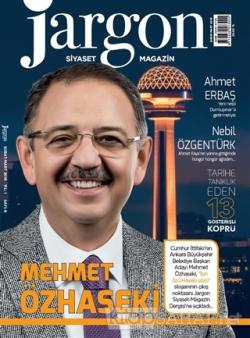 Jargon Siyaset Dergisi Sayı: 9 Mart 2019