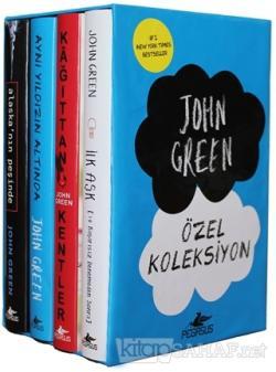John Green Özel Koleksiyon (Ciltli)