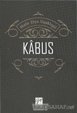 Kabus - Halit Ziya Uşaklıgil | Yeni ve İkinci El Ucuz Kitabın Adresi