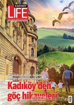 Kadıköy Life Sayı: 99 Mayıs - Haziran 2021