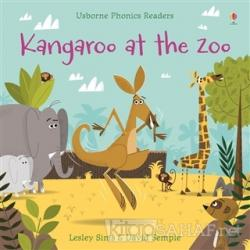 Kandaroo At The Zoo