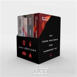 Kara Dörtleme Kutu Set (4 Kitap Takım) (Ciltli)