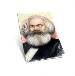 Karl Marx Yumuşak Kapaklı Defter