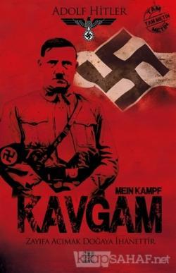 Kavgam - Adolf Hitler- | Yeni ve İkinci El Ucuz Kitabın Adresi