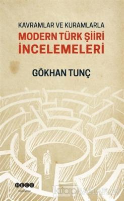 Kavramlar ve Kurumlarla Modern Türk Şiiri İncelemeleri