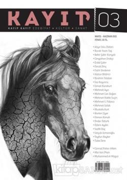 Kayıp Kayıt Edebiyat Kültür ve Sanat Dergisi Sayı: 3 Mayıs -  Haziran 2021