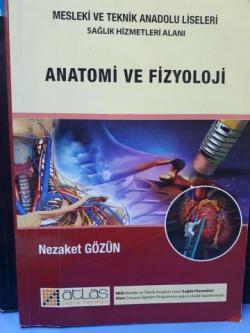 Mesleki ve Teknik Anadolu Liseleri Sağlık Hizmetleri Alanı Anatomi ve Fizyoloji