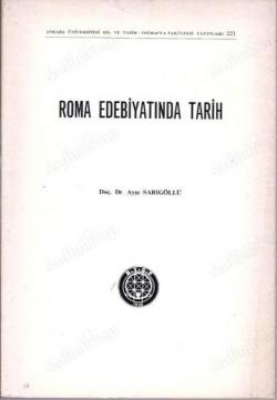 ROMA EDEBİYATINDA TARİH