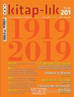 Kitap-lık Dergisi Sayı: 201 Ocak - Şubat 2019