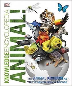 Knowledge Encyclopedia Animal (Ciltli)