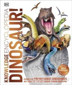 Knowledge Encyclopedia Dinosaur! (Ciltli)