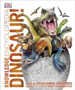 Knowledge Encyclopedia Dinosaur! (Ciltli)