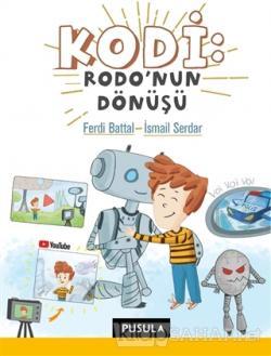 Kodi: Rodo'nun Dönüşü - Ferdi Battal | Yeni ve İkinci El Ucuz Kitabın