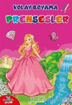 Kolay Boyama - Prensesler