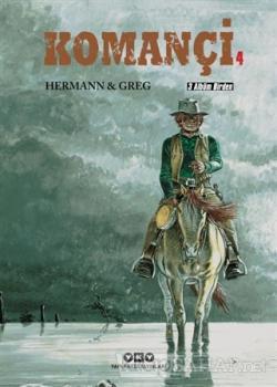 Komançi 4 (Ciltli) - Hermann | Yeni ve İkinci El Ucuz Kitabın Adresi