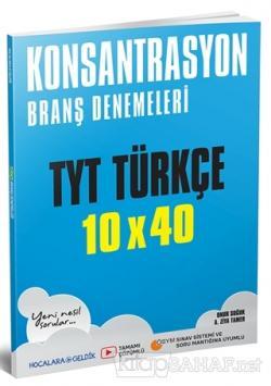 Konsantrasyon Branş Denemeleri TYT Türkçe