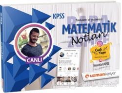 KPSS Matematik Canlı Ders Notları Baba Zümre