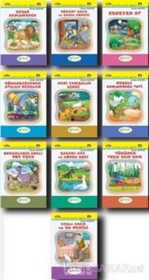Kulaktan Kulağa Öyküler Mini Masallar (10 Kitap Takım)