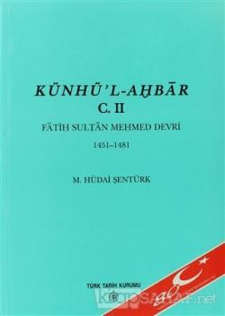 Künhü'l-Ahbar Cilt:2