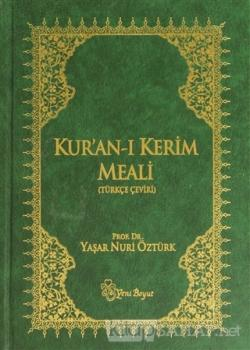 Kur'an-ı Kerim Meali (Hafız Boy) (Ciltli)