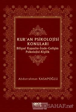 Kur'an Psikolojisi Konuları