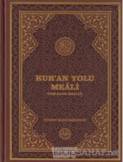 Kur'an Yolu Meali (Rahle Boy)