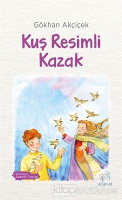 Kuş Resimli Kazak
