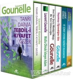 Laurent Gounelle Kutulu Özel Set (6 Kitap)