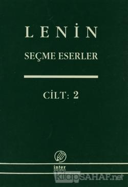 Lenin Seçme Eserler Cilt: 2