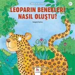 Leoparın Benekleri Nasıl Oluştu? - Minikler İçin Ünlü Eserler