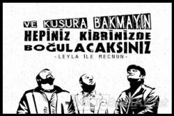 Leyla İle Mecnun 3 Poster