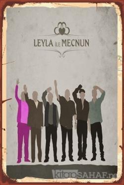 Leyla İle Mecnun 4 Poster