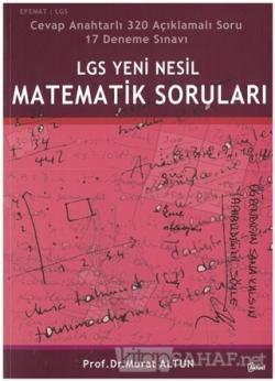 LGS Yeni Nesil Matematik Soruları