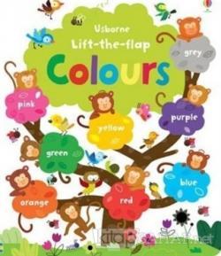 Lift The Flap Colours Book