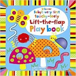 Lift-the-Flap Play Book