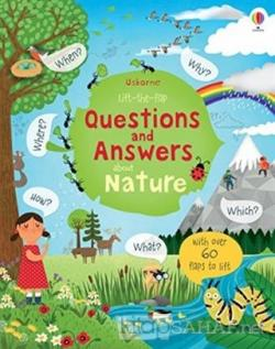 Lift-the-flap Questions and Answers About Nature
