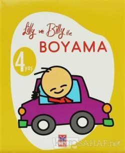 Lilly ve Billy ile Boyama 4 Yaş