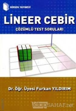 Lineer Cebir Çözümlü Test Soruları