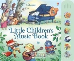 Little Children's Music Book (Ciltli)