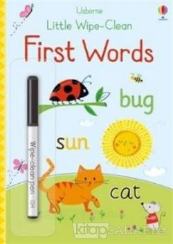 Little Wipe-Clean First Words